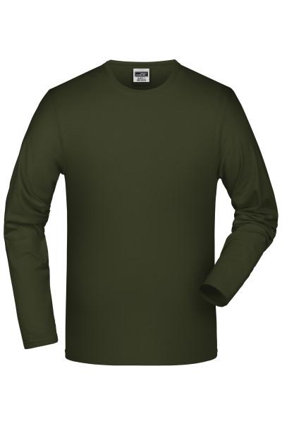 Elastic Shirt Langarm
