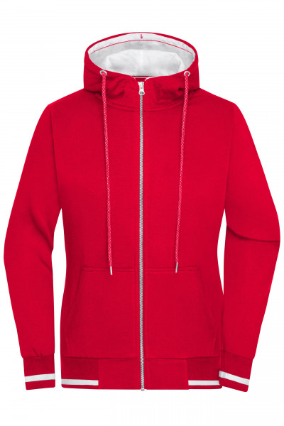 Damen Club Kapuzenjacke