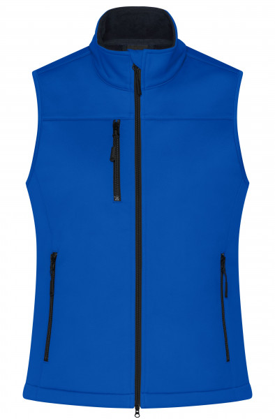 Damen Softshell Weste Recycled Polyester