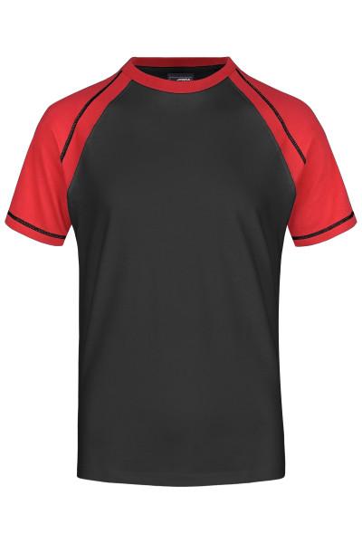 Herren Raglan T-Shirt