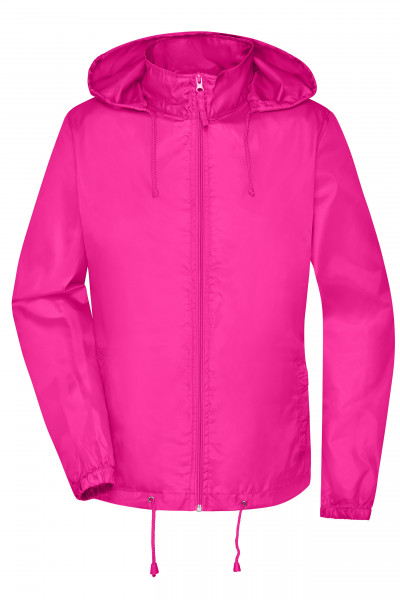 Damen Basic Windbreaker