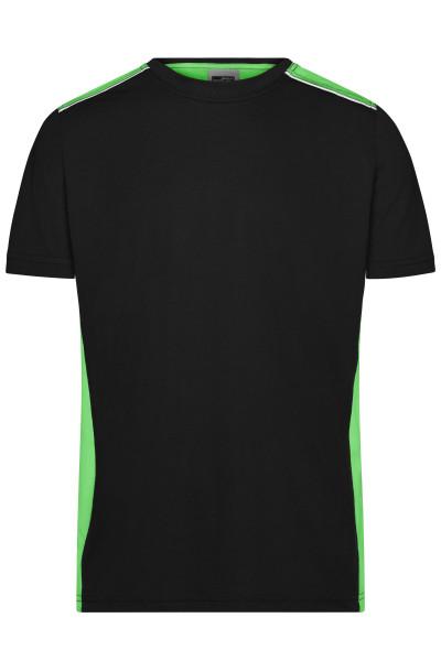 Herren Workwear T-Shirt Kontrast