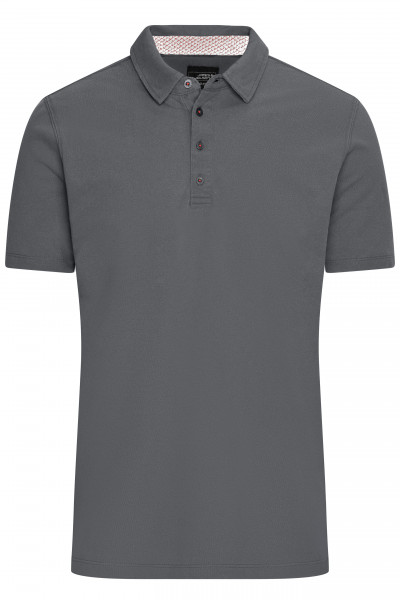 Herren Used Look Polo