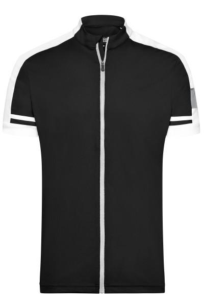 Herren Cooldry® Rad Shirt Longzip