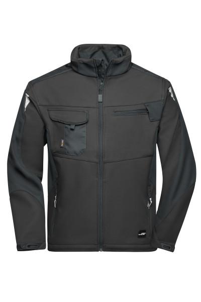 Workwear Softshell Jacke