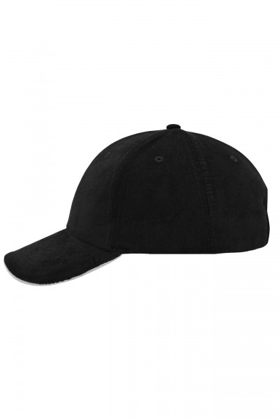 Cord Sandwich Cap