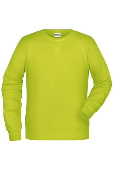 Herren Raglan Sweatshirt