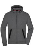 fc39d721b825 Herren Melange Jacket