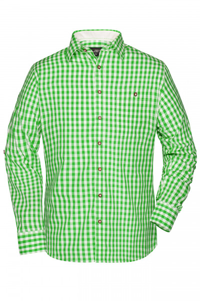 Herren Trachtenhemd