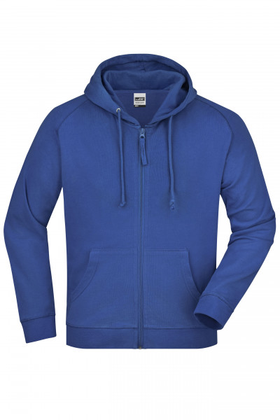 Kapuzenjacke French Terry