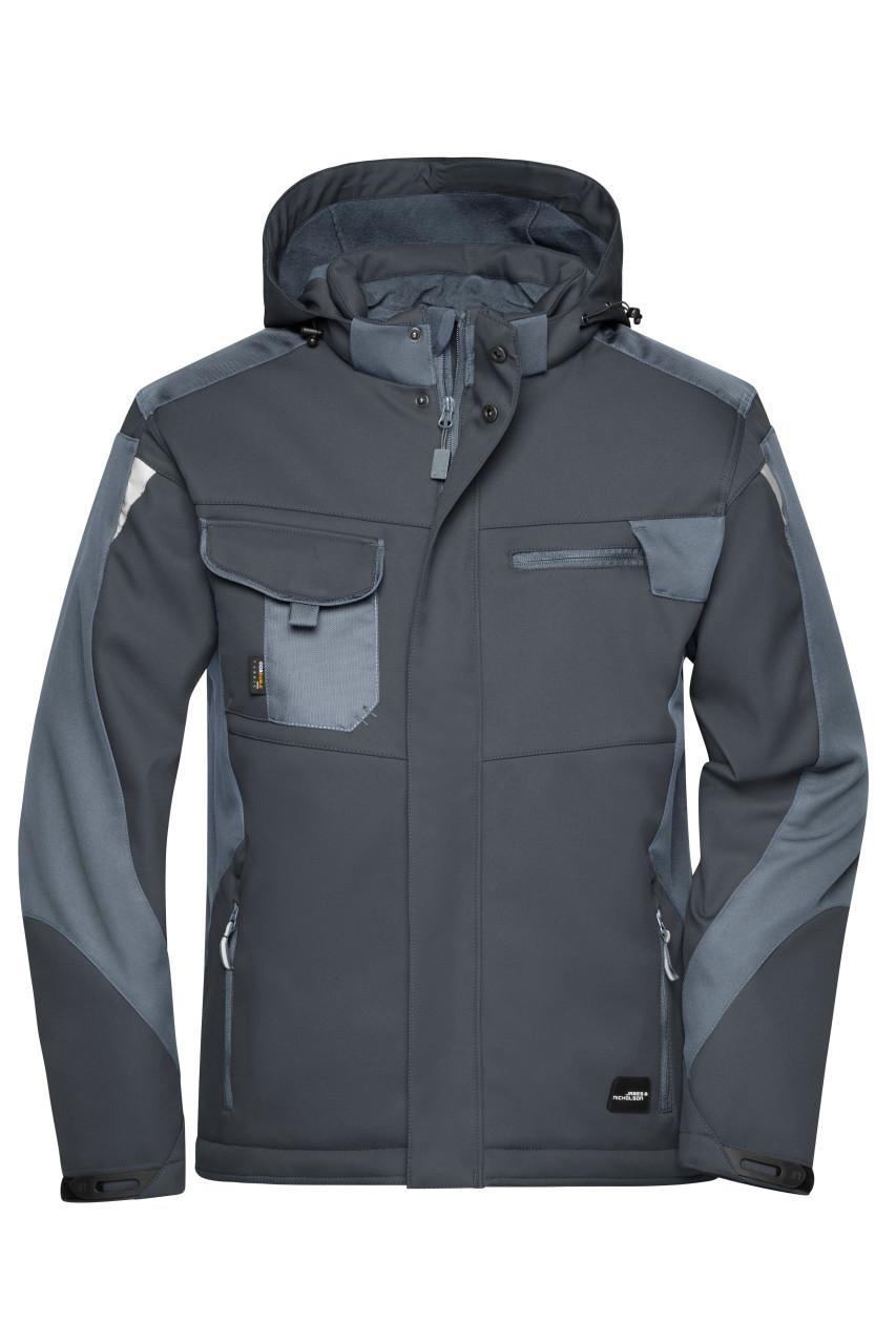 Herren Winter Softshelljacke Softshell Jacke S M L XL XXL 3XL Wind /& Wasserdicht