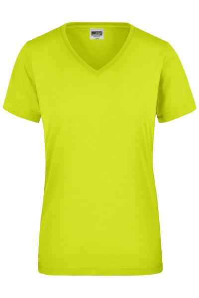 Damen Workwear T-Shirt Signal
