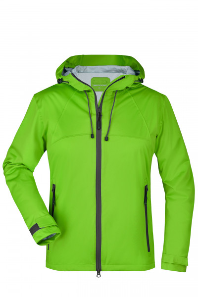 Damen Ultraleicht Softshelljacke