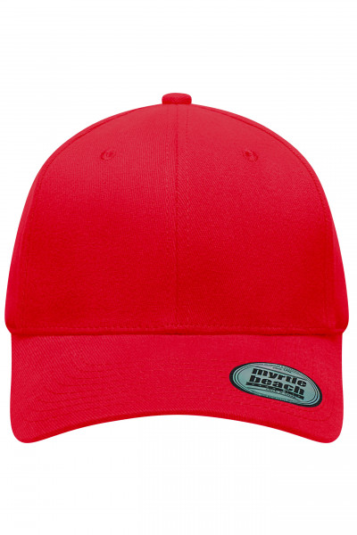 6 Panel Cap Elastic Fit