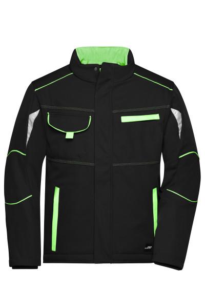 Winter Workwear Softshell Jacke