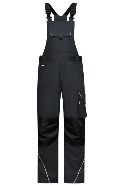 Workwear Latzhose Materialmix