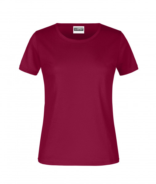 Damen T-Shirt Basic 150g