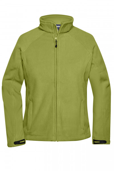 Damen Bonding Fleecejacke