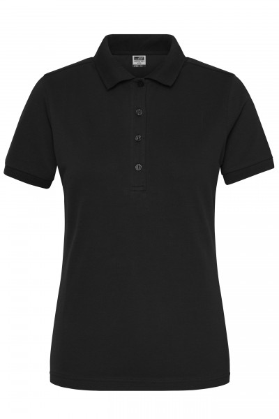 Damen Bio Workwear Polo Stretch