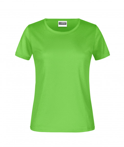 Damen Basic T-Shirt 180