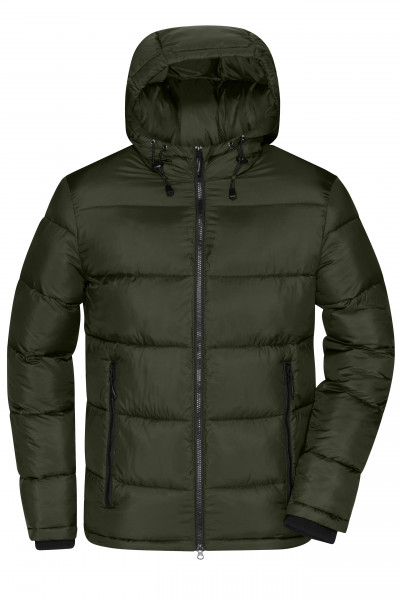 Herren Winter Steppjacke Sorona®