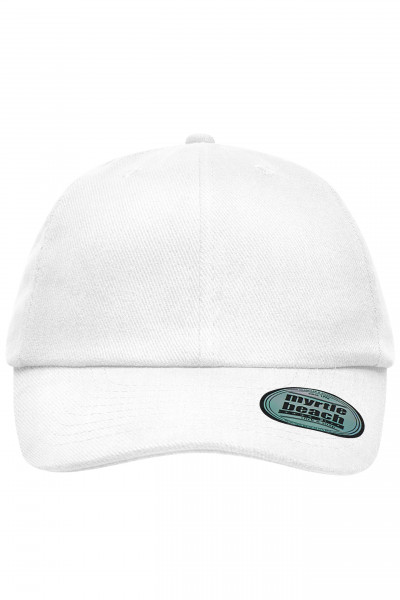 6 Panel Cap heavy brushed