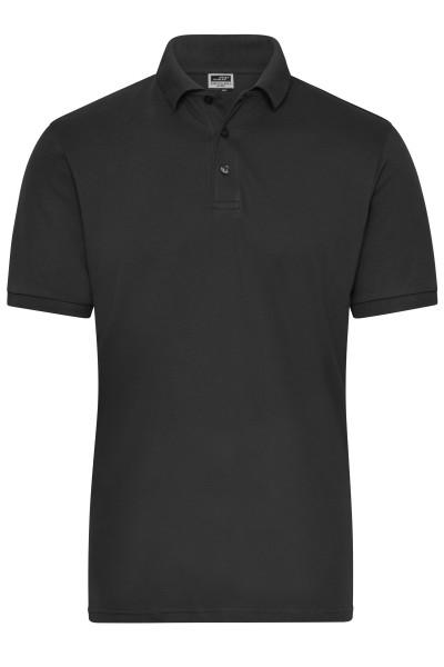 Herren Bio Workwear Polo Stretch