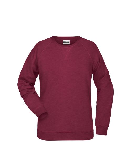 Damen Raglan Sweatshirt