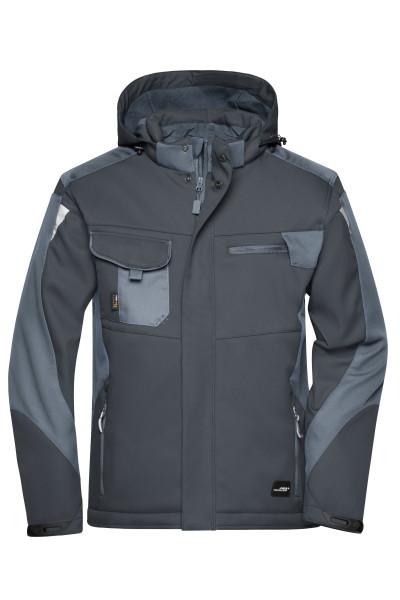 Workwear Winter Softshell Jacke