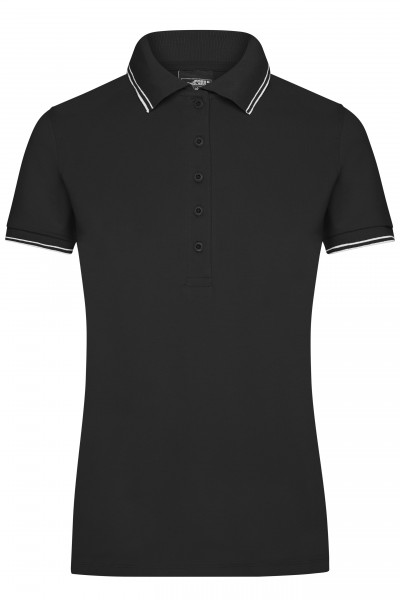 Damen Elastic Polo
