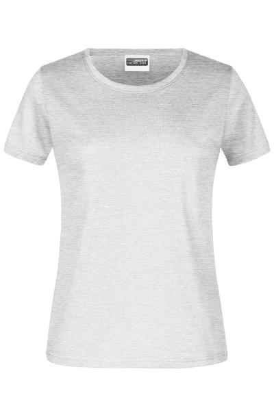 cf6e1aa917e0e0 Damen Basic T-Shirt 180 | James & Nicholson