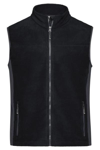 Herren Workwear Fleece Weste