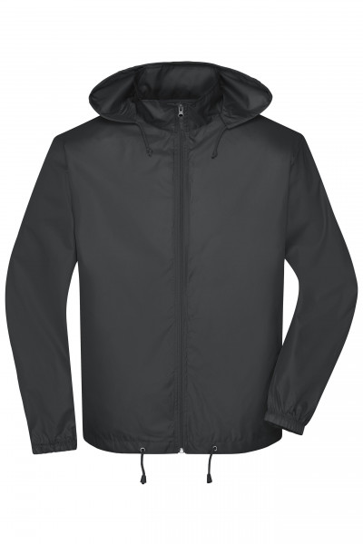 Herren Basic Windbreaker
