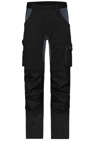 Workwear Stretch-Arbeitshose Slim Line