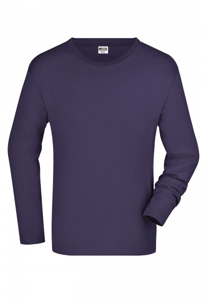Herren Classic Langarmshirt