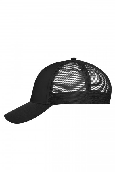 Polycotton Mesh Cap