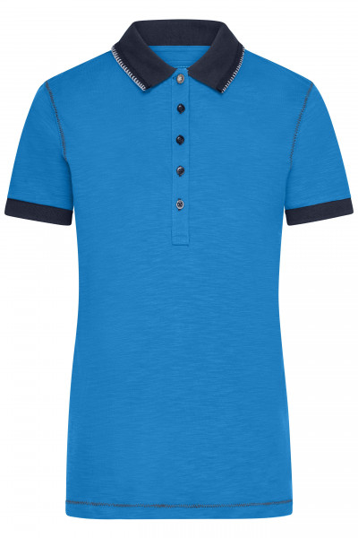 Damen Slub Polo
