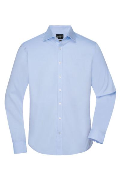 Herren Herringbone Hemd