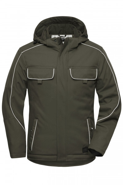 Winter Workwear Softshelljacke